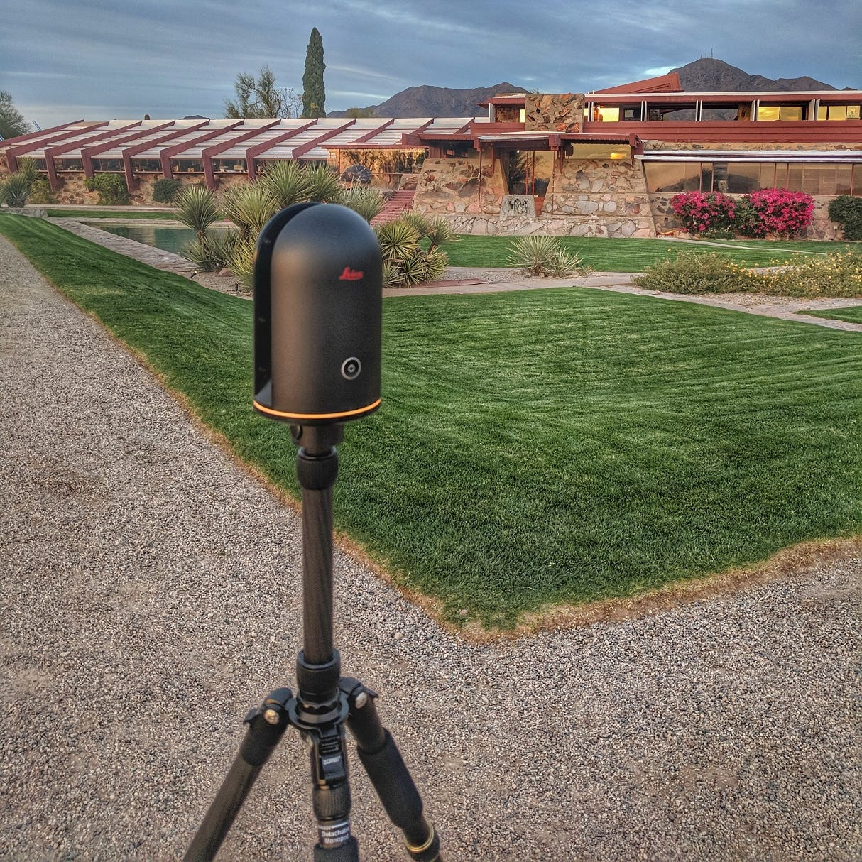 VR tours open up Taliesin West, other Arizona attractions to digital tourism