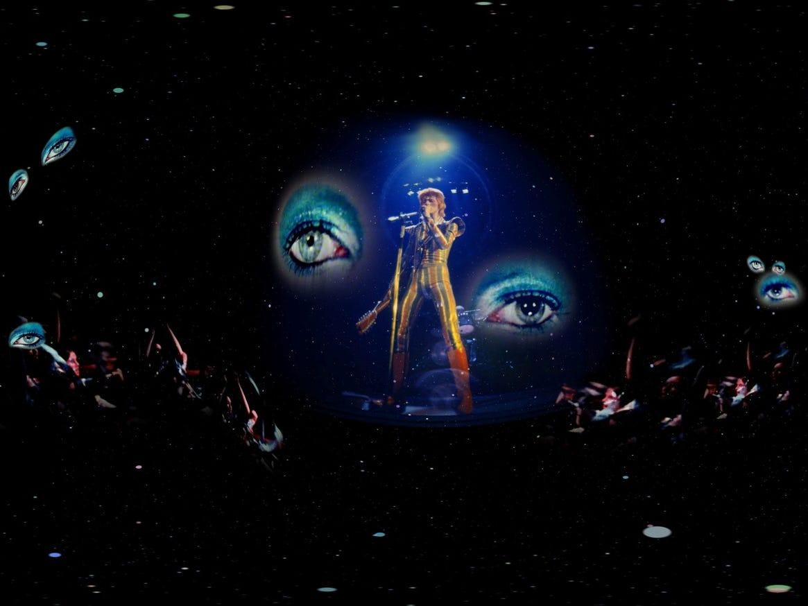 Andy Warhol, David Bowie reunite in virtual-reality exhibit at Phoenix Art Museum