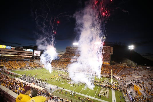 Asu Vs Colorado