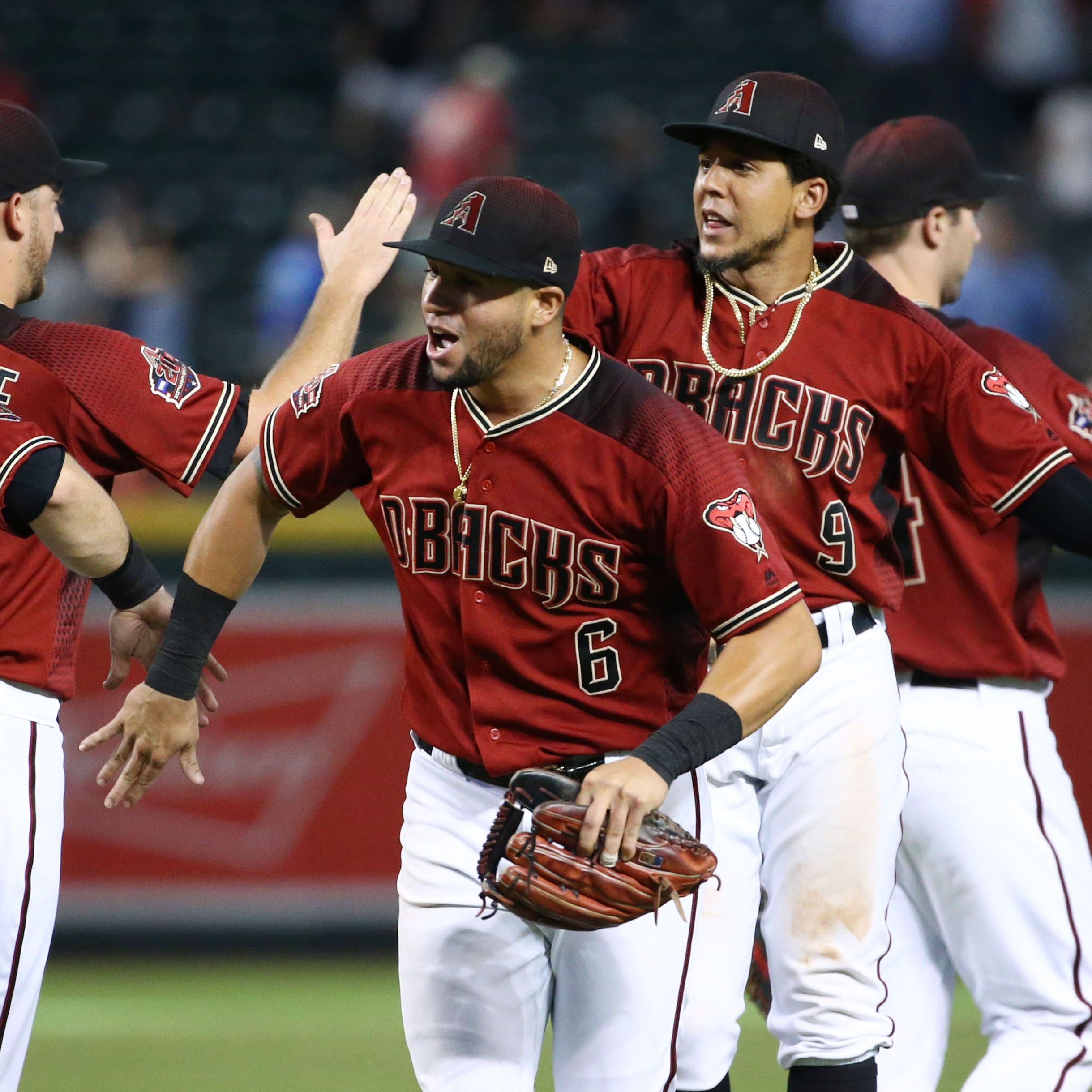 Home cooking leads David Peralta, Diamondbacks to series win vs. Phillies