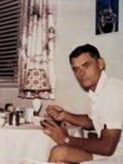 Ed Cooper, circa 1965.