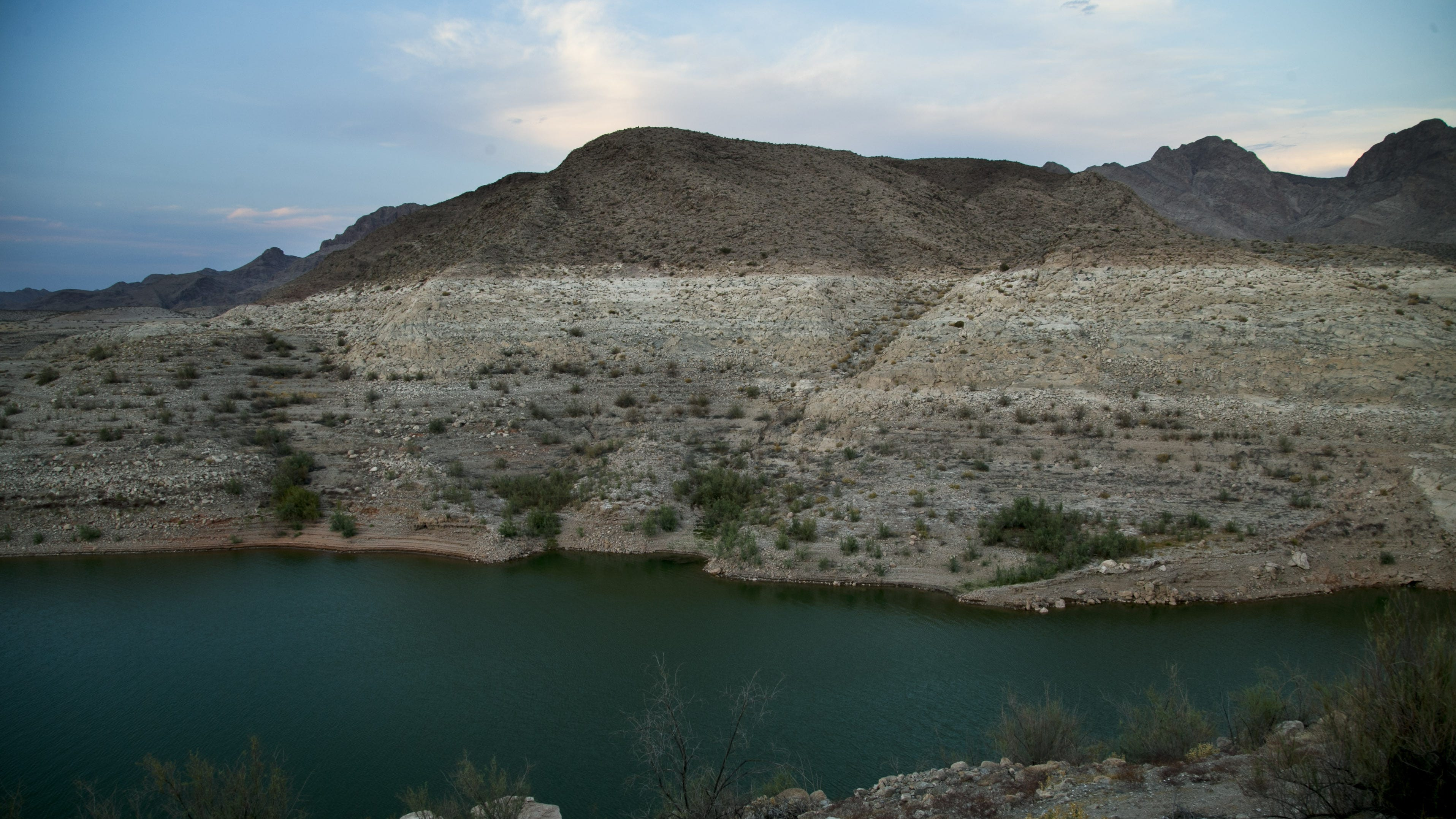A larger issue looms over short-term Colorado River plan: climate change