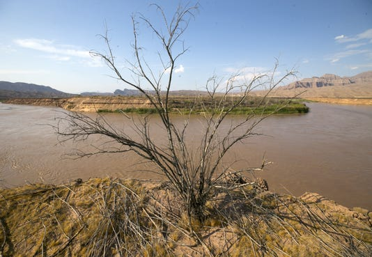 Colorado River Ecology Grand Canyon Drought