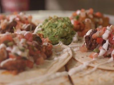 Taco-Dilla: $15 (Section 134)