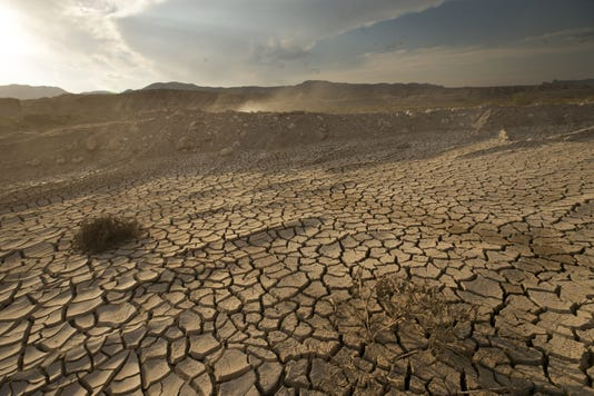 Colorado River Ecology Grand Canyon Drought