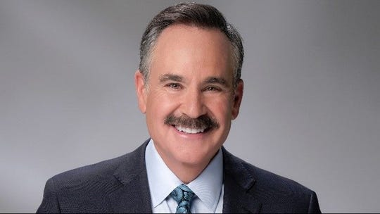Mark Curtis began his career at 12 News as a sportscaster.