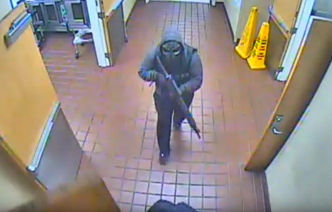 Two men were arrested on suspicion of robbing Mazatzal Casino near Payson on July 17.