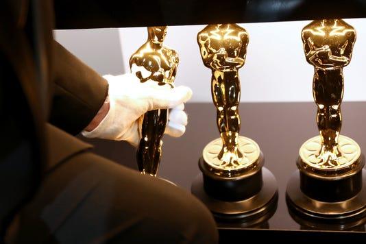 Oscars at the Academy Awards