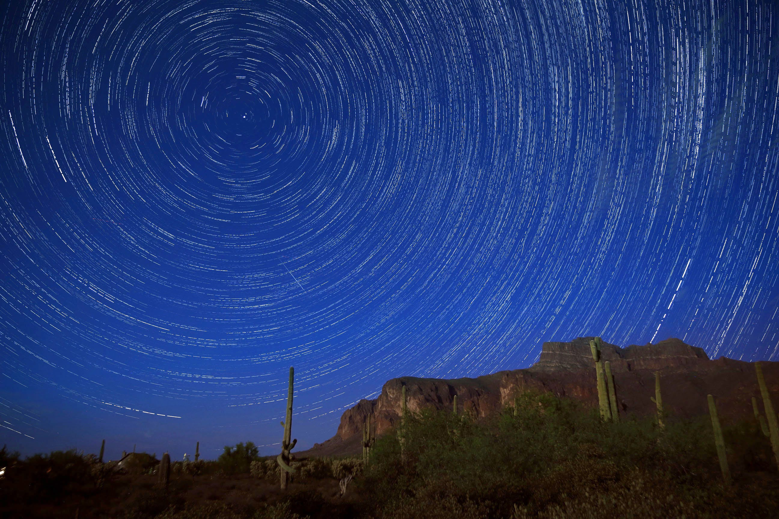 Where, when, how to watch 2018 Perseid meteor shower over Arizona | Arizona Central