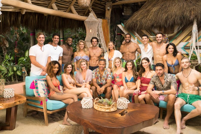 "BACHELOR IN PARADISE - ""Episode 501"" - In the premiere episode of what promises to be another wild ride of ""Bachelor in Paradise,"" our favorite members of Bachelor Nation begin their journey for another chance at finding love at a luxurious Mexico resort, airing TUESDAY, AUG. 7 (8:00-10:00 p.m. EDT), on The ABC Television Network. (ABC/Paul Hebert)