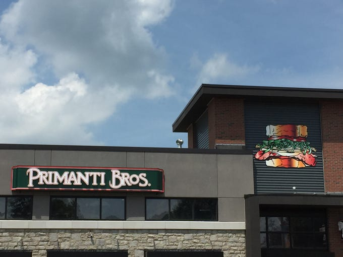 Opening soon in the Hershey Towne Square retail development, the Pittsburgh-based sandwich chain is famous for putting French fries IN the sandwich. This will be the 44th Primanti Brothers shop, the very first of which opened way back in 1933. It's a true classic.