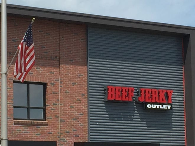 Opening soon in the new Hershey Towne Square retail development, the Beef Jerky Outlet is the place for – you guessed it — all things jerky. The chain also specializes in beef sticks, barbecue sauces, marinades and rubs at its 100-plus locations.