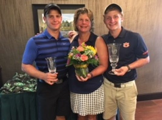 Bacha Family Enjoys Championship Golf Weekend At Out Door Country Club