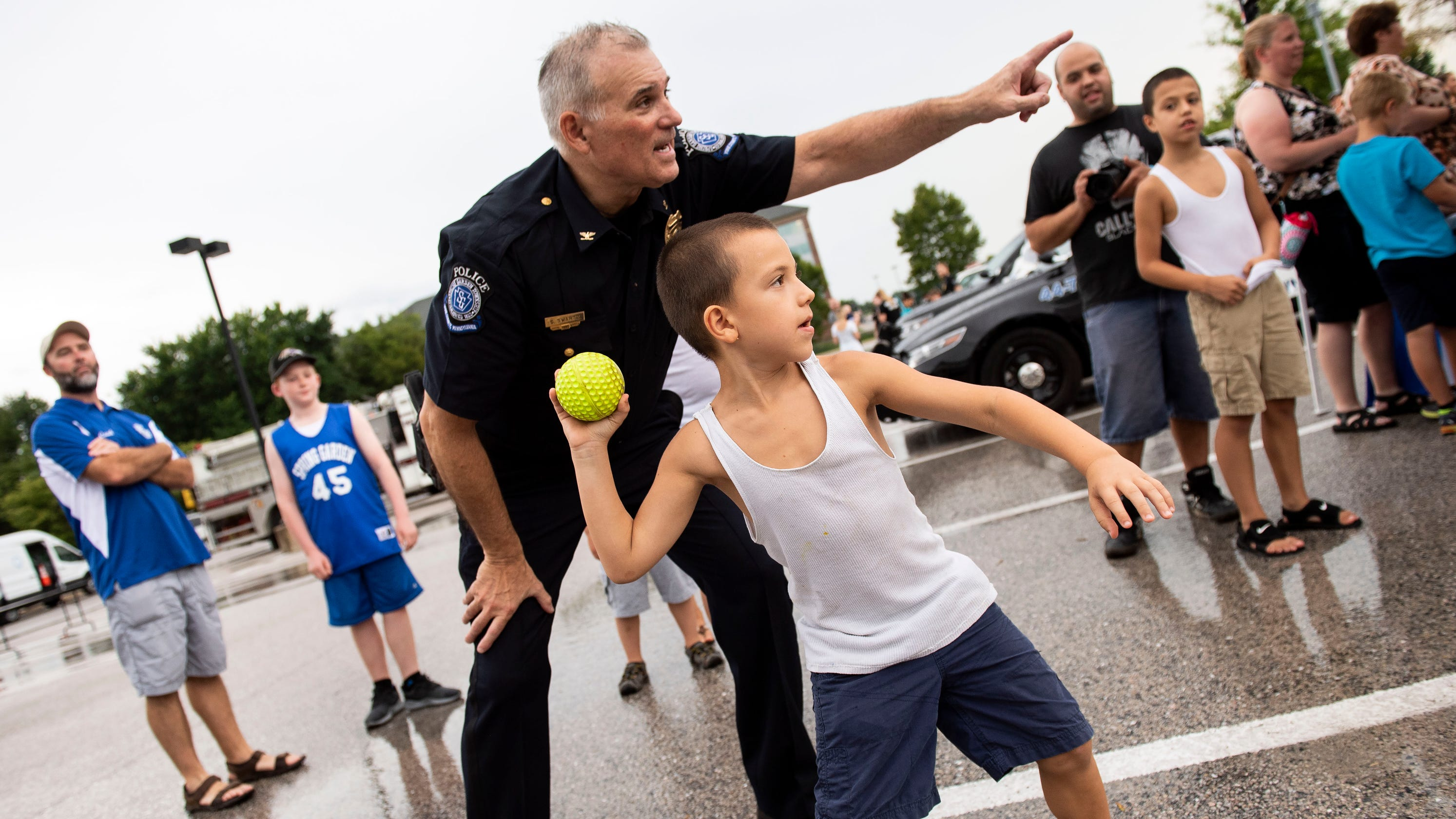 Photos National Night Out Celebrated In York County