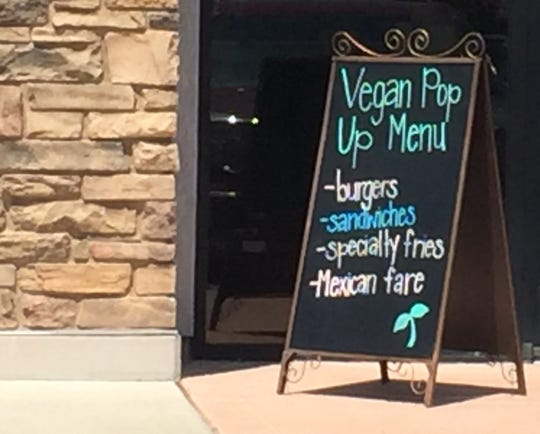 House of Mexica, a vegan spot, is serving from the old Sushi Maki space on Warren Way.