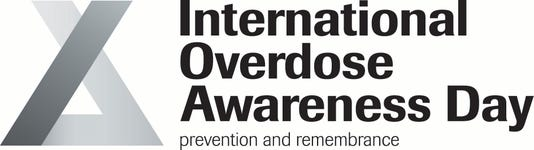 International Overdose Awareness Day Horizontal Stack Cmyk