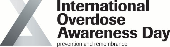 International Overdose Awareness Day is Aug. 31.