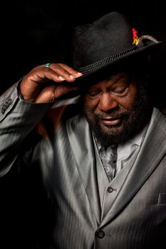 Soulfest Georgeclinton By William Thoren