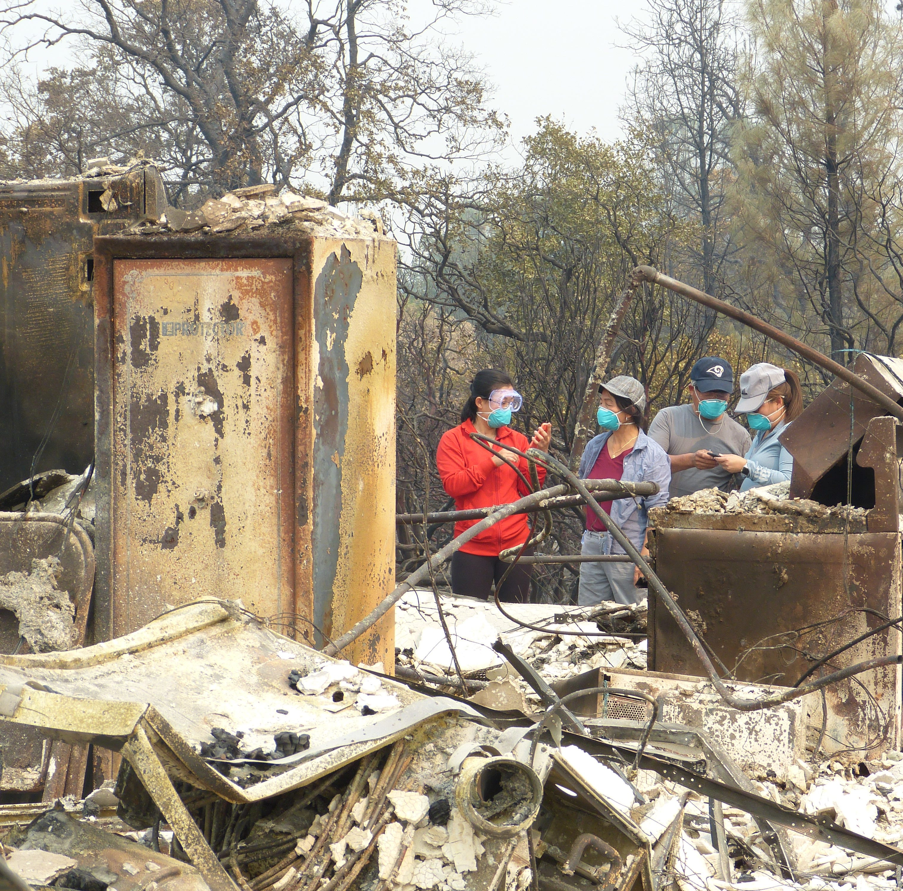 They worked as farmers to save for their Shasta County home. The Carr Fire took it away.