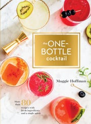 More than 80 drink recipes each based on only one spirit.