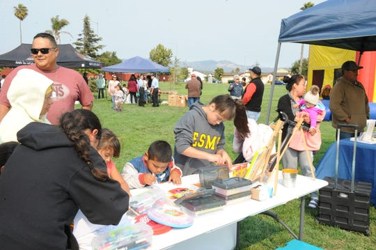 Laurel Heights Park residents gathered for a community-oriented approach to National Night Out.