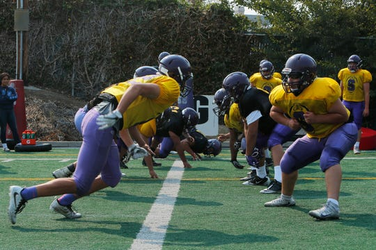 With a defensive line led by senior defensive end Sebastian Gomez, the Cowboys can rely on the boys in the trenches to be solid in the run game once again.