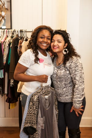 As fab'rik celebrates its 16th birthday nationwide, Tallahassee customers are rallying around their Closet Cleanout Challenge.