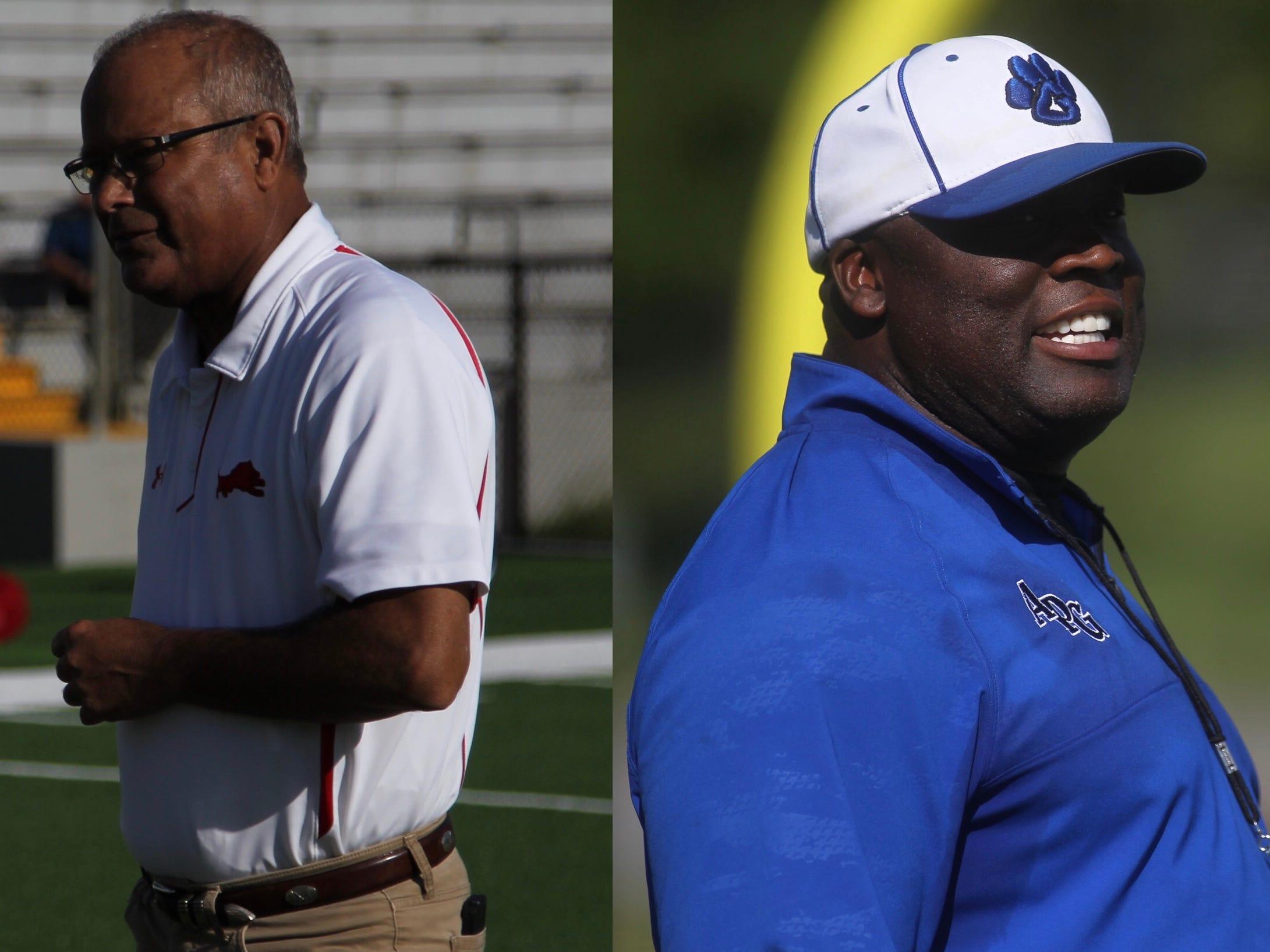 WATCH: Leon AD Mark Feely, Godby coach Corey Fuller on new Cox Stadium turf