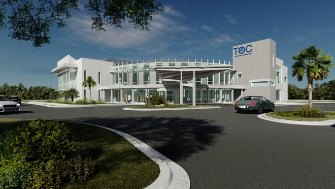 Tallahassee Orthopedic Clinic plans to build a new two-story clinic at Welaunee Boulevard and Fleischmann Road. It's slated to be complete by November 2019.