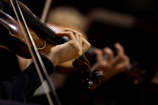 """The FSU Symphony Orchestra will perform """"Music of Resistance"""" at 3 p.m. Sunday at Ruby Diamond Auditorium."""