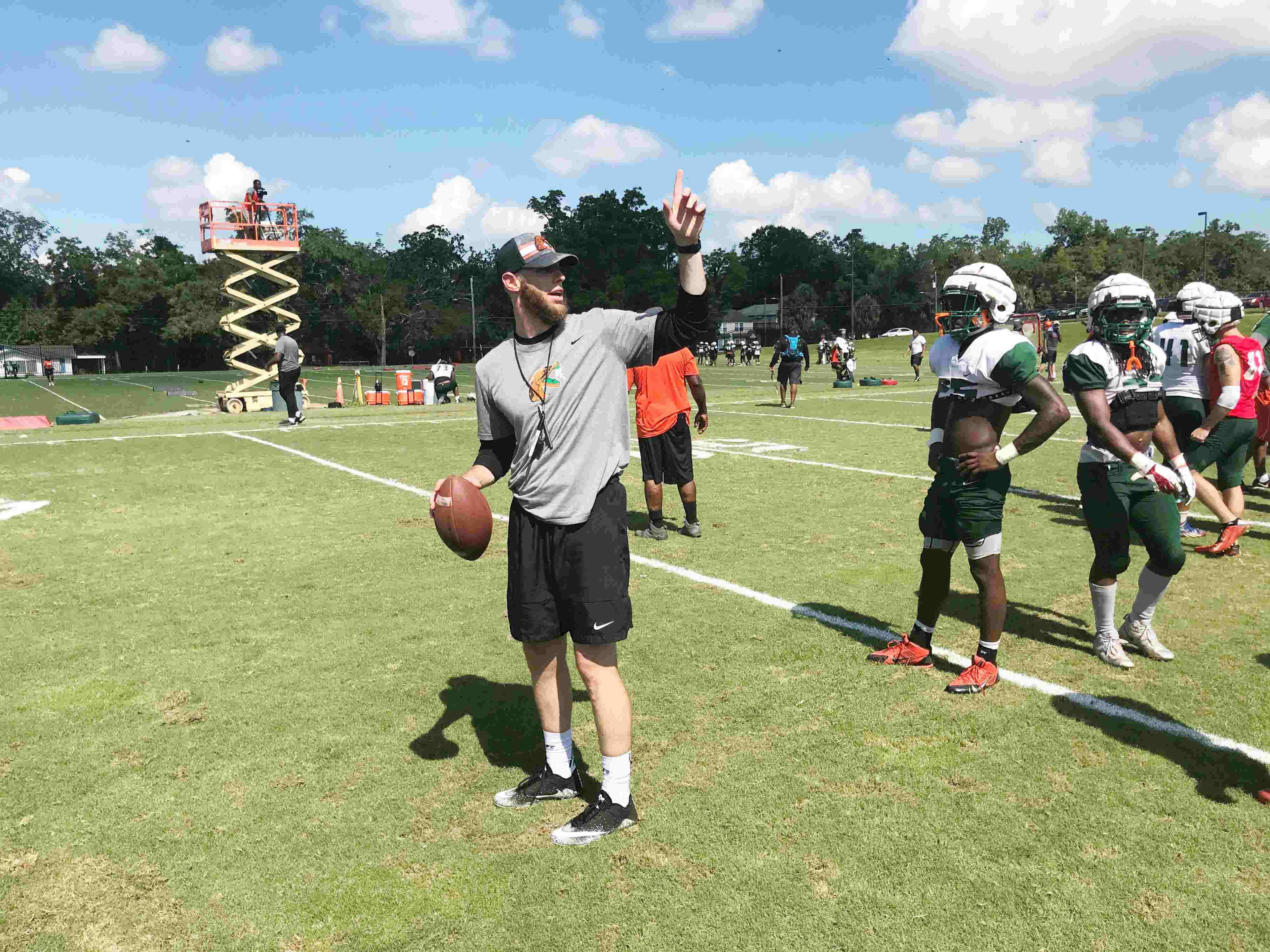 WATCH: Joseph Henry on resigning from FAMU and going to Missouri