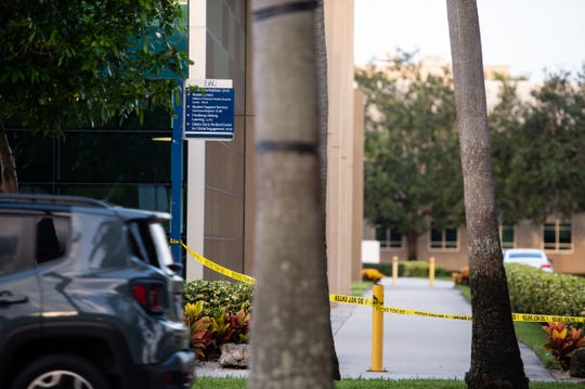 Part of the day's commencement ceremonies for Florida Atlantic University's summer session graduates were cancelled Tuesday, Aug. 7, 2018, after a written threat was discovered on campus in Boca Raton.