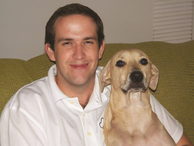 David Lynch, shelter manager, Humane Society of St. Lucie