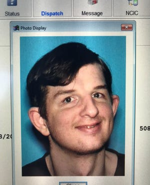 Joshua Marshall was reported missing.