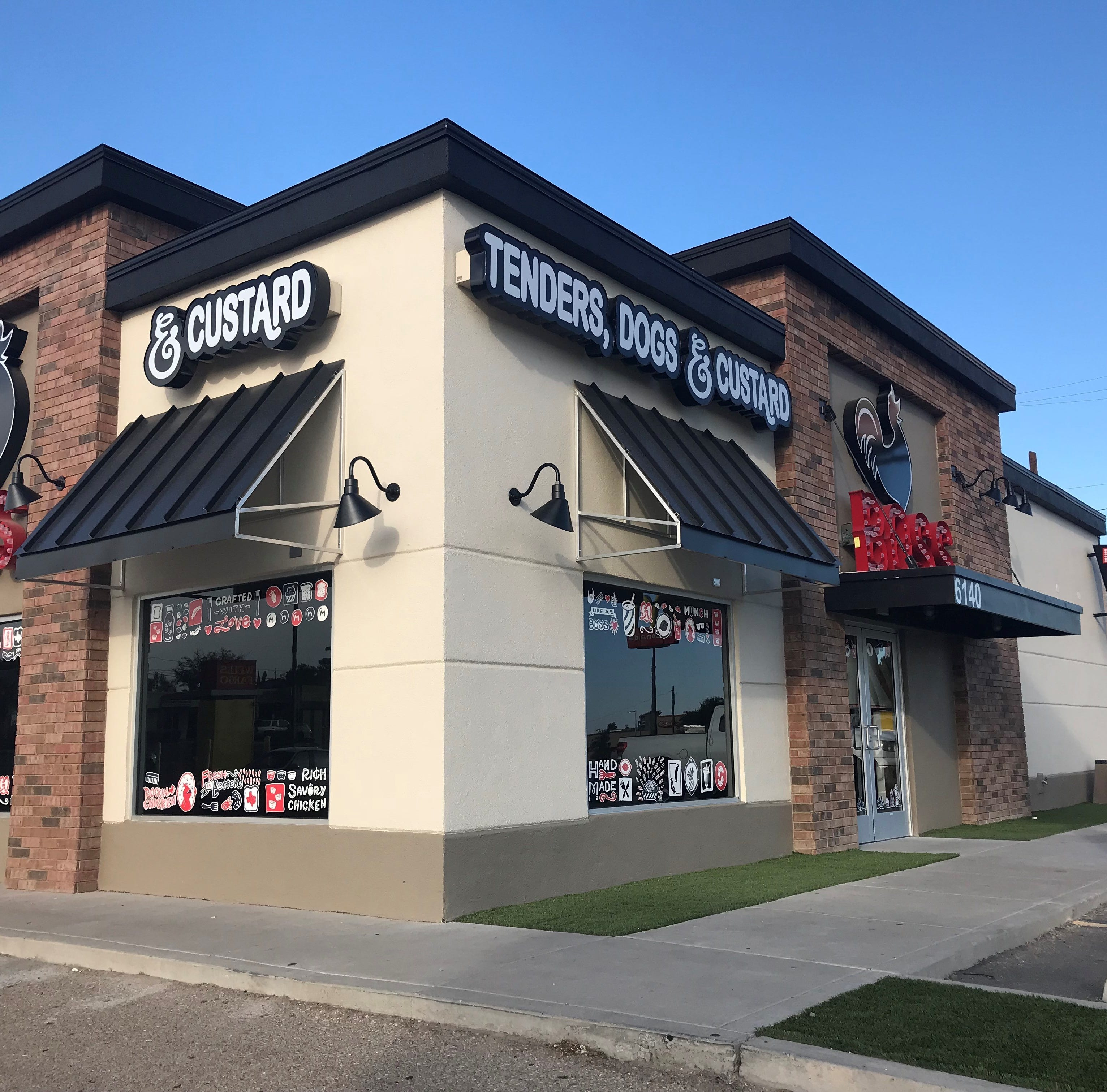 Boss chicken opens 6th restaurant location in El Paso on West Side
