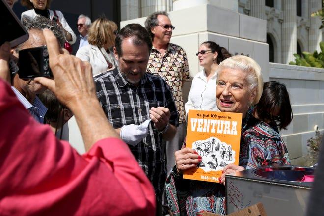 Longtime Ventura fixture Helen Yunker, a successful realtor, community leaderandbenefactor of the arts, has died. She was 96.