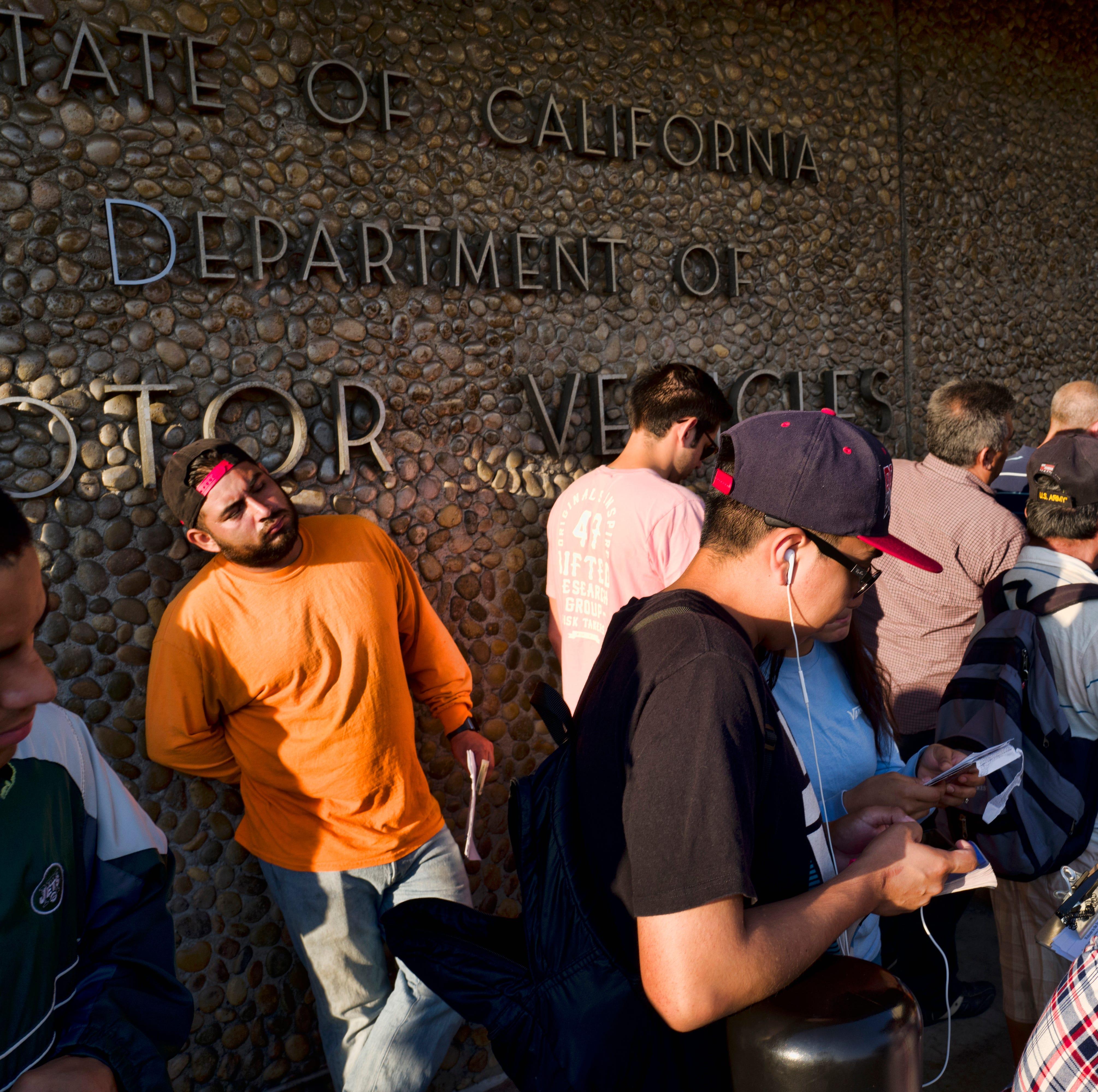 Legislative committee fails on DMV audit
