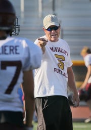 Jim Benkert has Simi Valley off to a 4-2 start in his first season running the program.