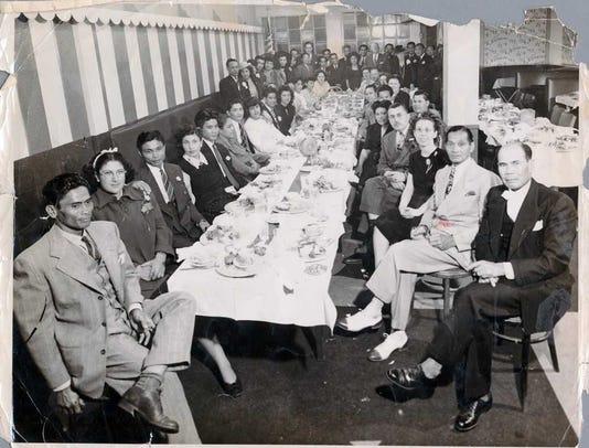 Filipinos In Ventura County Photo 1940s