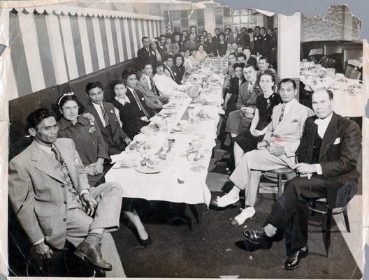 Filipinos In Ventura County Photo 1940s