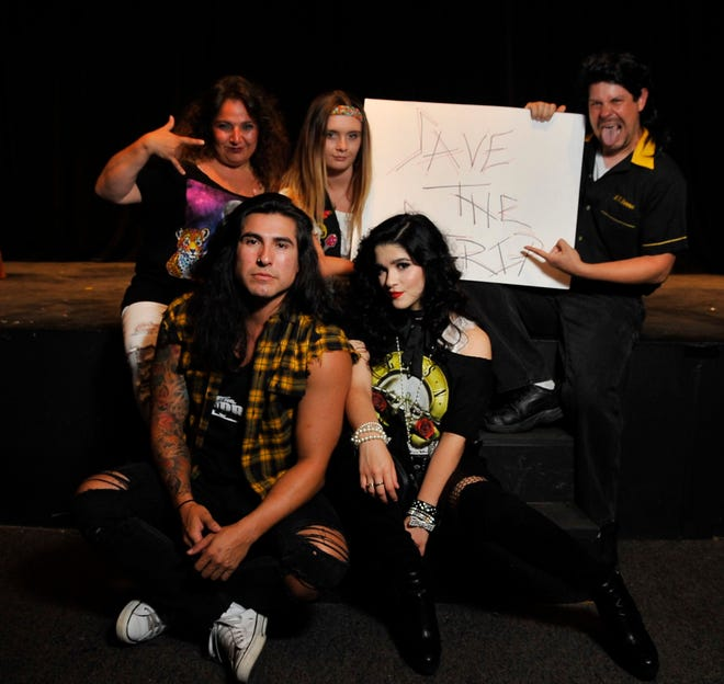 "The Fourth Wall Theatre's  ""Rock of Ages"" is a fundraiser for Valley Children's Hospital."