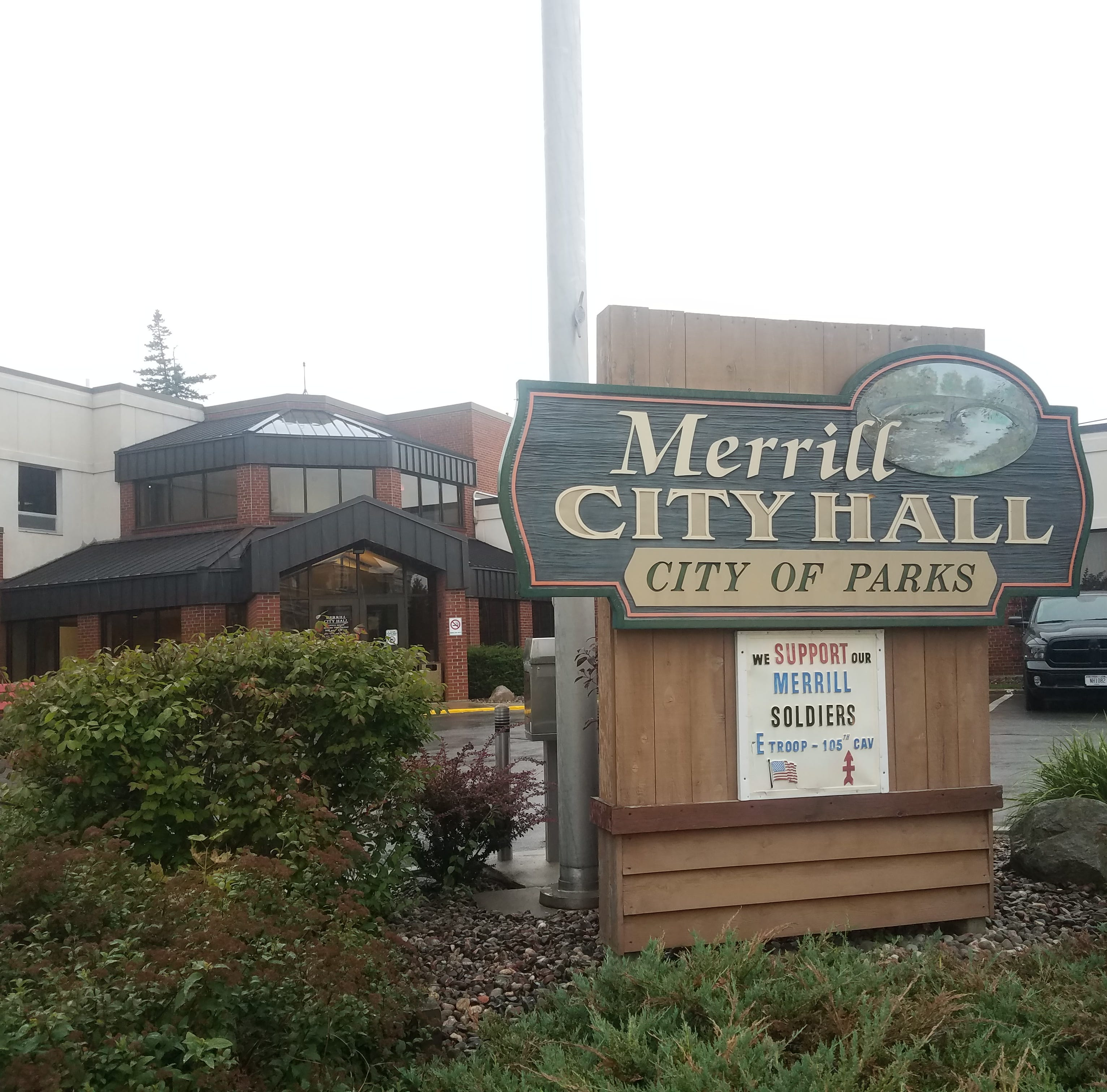 Merrill declines to clarify tax rate hike; bar offers free beer to attend city forum