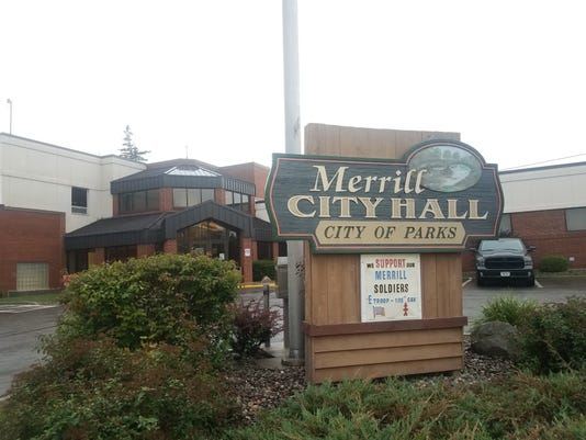 Merrill City Hall
