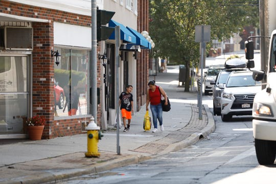 Mount Kisco is on the start of a new business boom revitalizing Main Street and surround local shopping on Aug. 8, 2018.