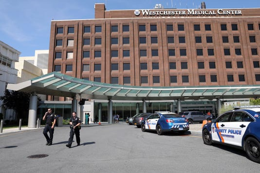 Westchester Medical Center Shooting