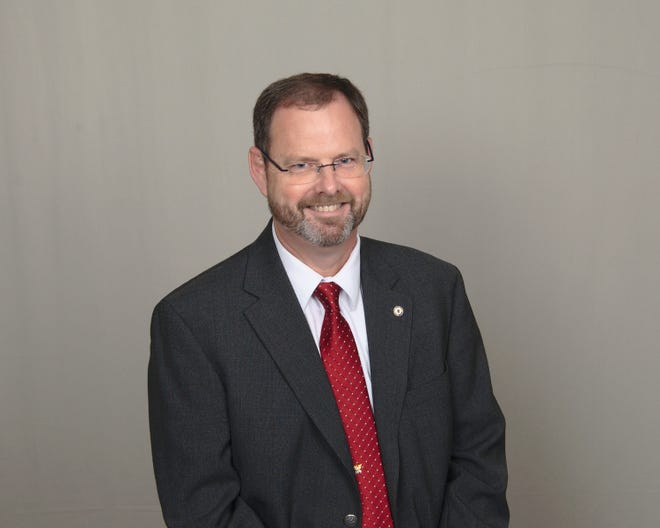 Jeffrey Hall is a Democrat running for Kent County Levy Court, District 2