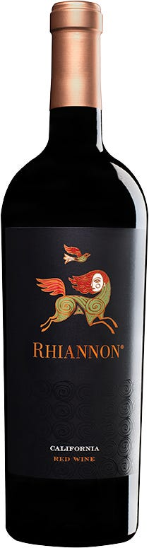 The 2016 Rhiannon Red is a blend of 59 percent Petite Sirah, 40 percent Syrah and 1 percent Barbera coming from selected vineyards of California