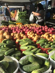 Most consumers are aware of farmers markets where producers sell their products, but may not know there are many other options for buying local products.