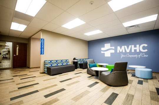 Local representatives and dignitaries will tour the new South Zanesville MVHC location today.