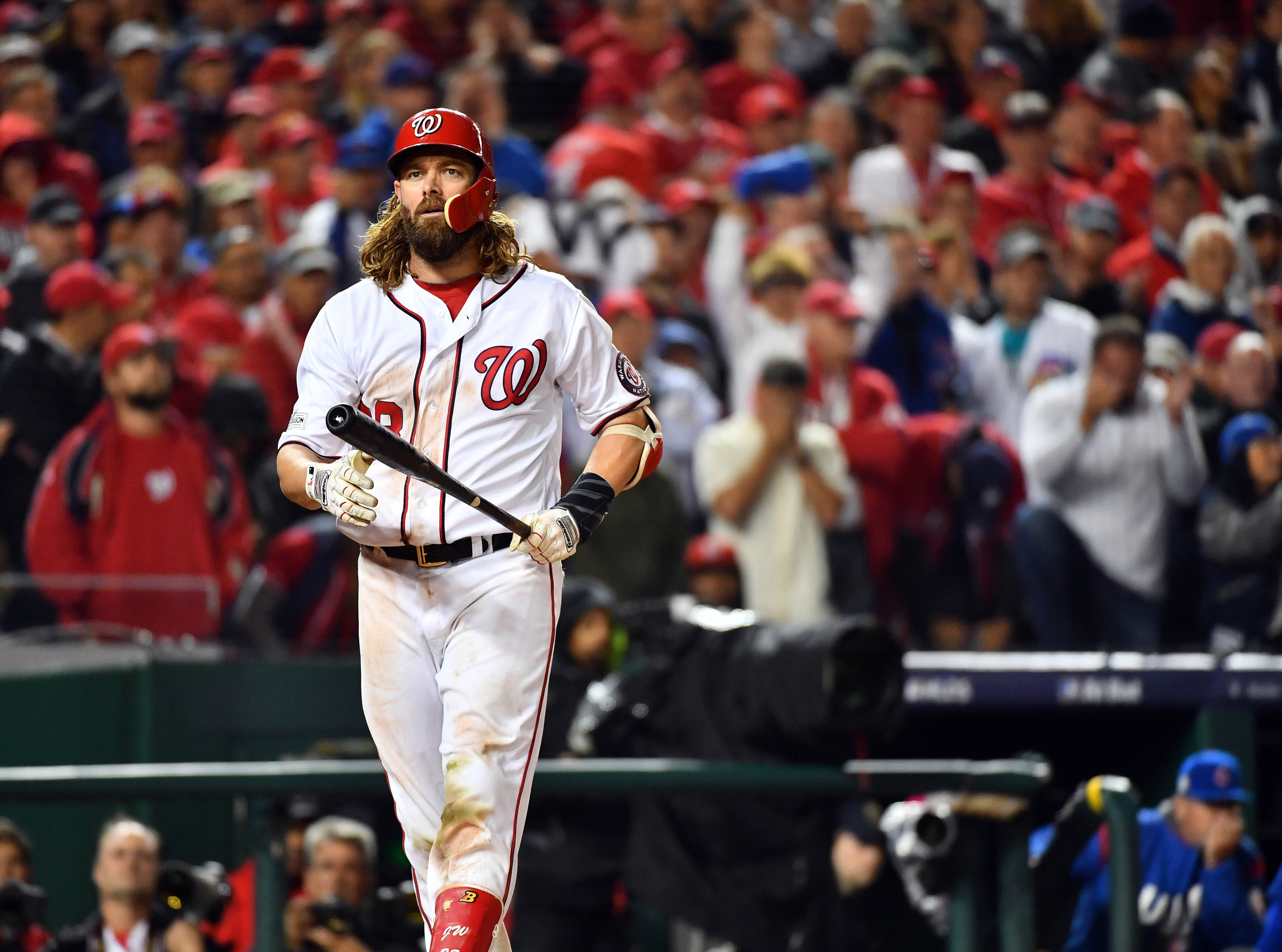 Usp Mlb Nlds Chicago Cubs At Washington Nationals S Bbn Was Chc Usa Dc